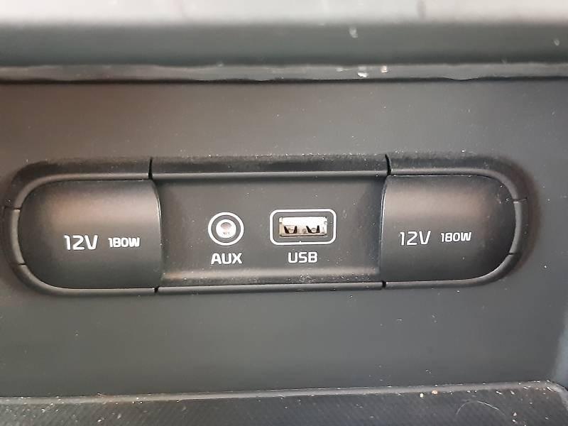 Kia Niro Hybrid 1.6 GDi 105 ch + Electrique 43.5 DCT6 Active Gris occasion à Villenave-d'Ornon - photo n°7