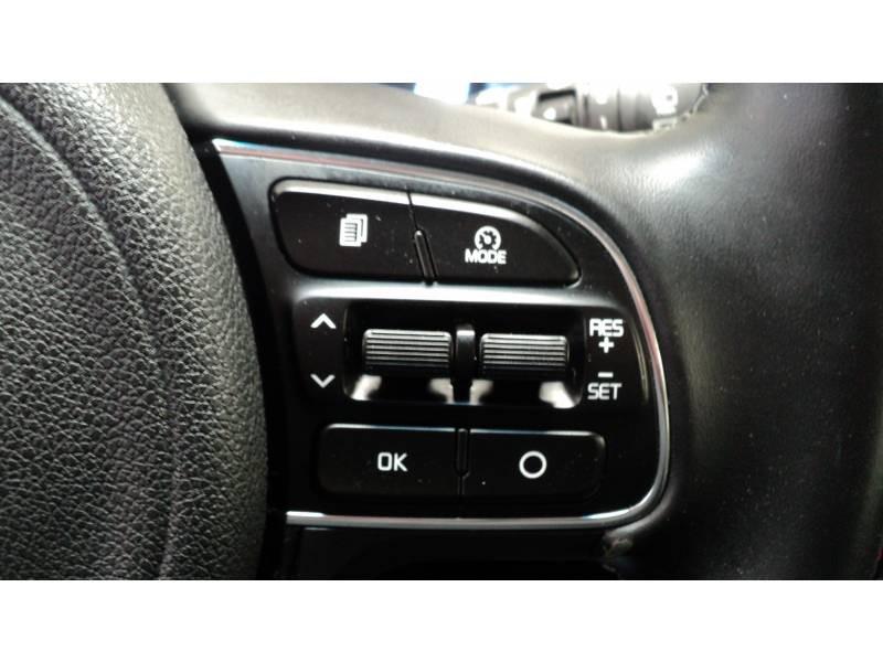 Kia Niro Hybrid 1.6 GDi 105 ch + Electrique 43.5 DCT6 Active Noir occasion à Cahors - photo n°20