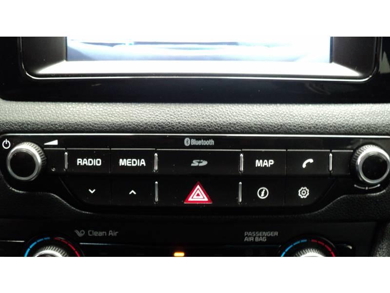 Kia Niro Hybrid 1.6 GDi 105 ch + Electrique 43.5 DCT6 Active Noir occasion à Cahors - photo n°16