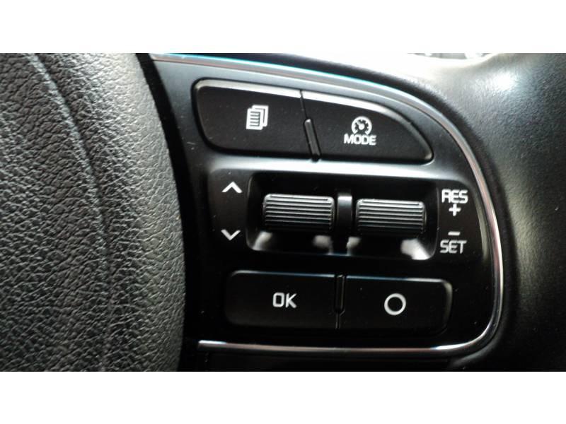 Kia Niro Hybrid 1.6 GDi 105 ch + Electrique 43.5 DCT6 Active Gris occasion à Cahors - photo n°17