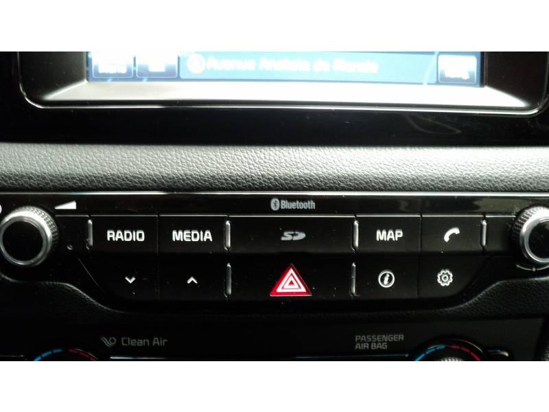 Kia Niro Hybrid 1.6 GDi 105 ch + Electrique 43.5 DCT6 Active Gris occasion à Cahors - photo n°13