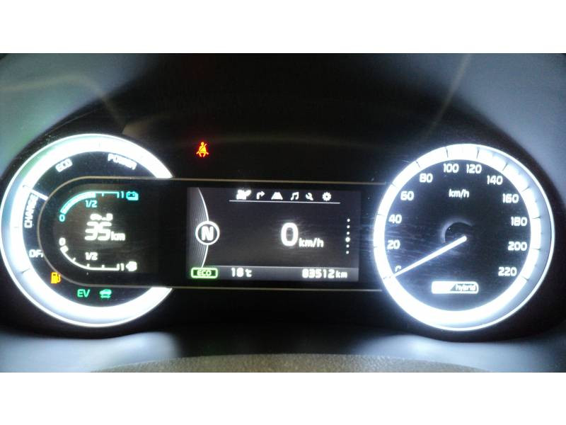 Kia Niro Hybrid 1.6 GDi 105 ch + Electrique 43.5 DCT6 Active Gris occasion à Cahors - photo n°19