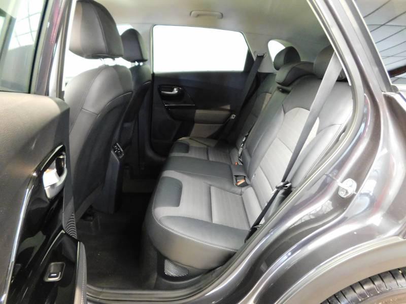 Kia Niro Hybrid 1.6 GDi 105 ch + Electrique 43.5 DCT6 Active Gris occasion à Saint-Laurent-des-Vignes - photo n°14