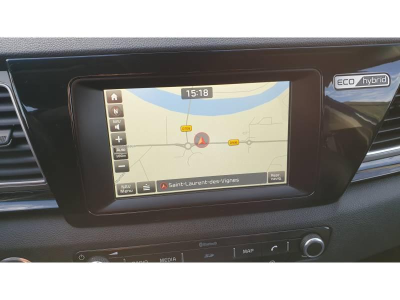 Kia Niro Hybrid 1.6 GDi 105 ch + Electrique 43.5 DCT6 Design  occasion à Saint-Laurent-des-Vignes - photo n°11