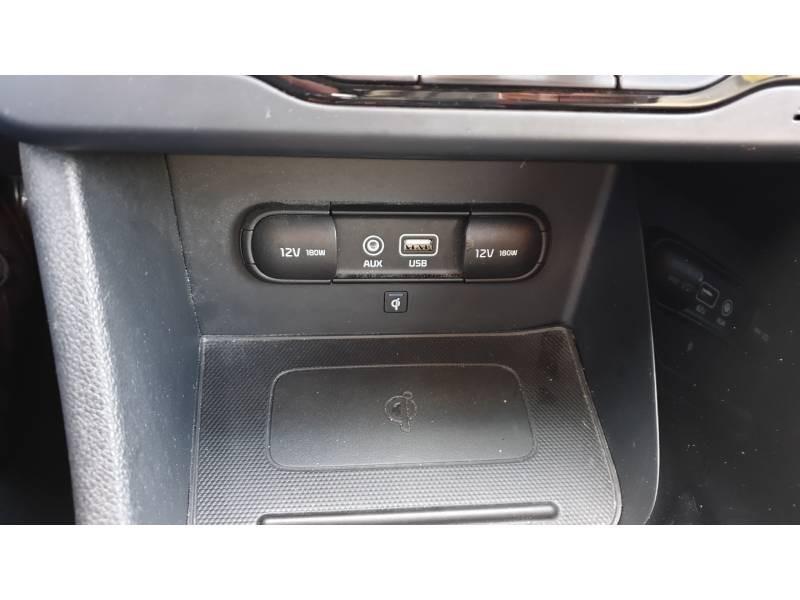 Kia Niro Hybrid 1.6 GDi 105 ch + Electrique 43.5 DCT6 Design  occasion à Saint-Laurent-des-Vignes - photo n°16