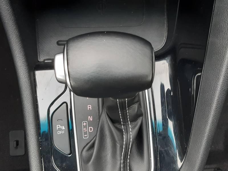 Kia Niro Hybrid 1.6 GDi 105 ch + Electrique 43.5 DCT6 Design Blanc occasion à Saint-Laurent-des-Vignes - photo n°10
