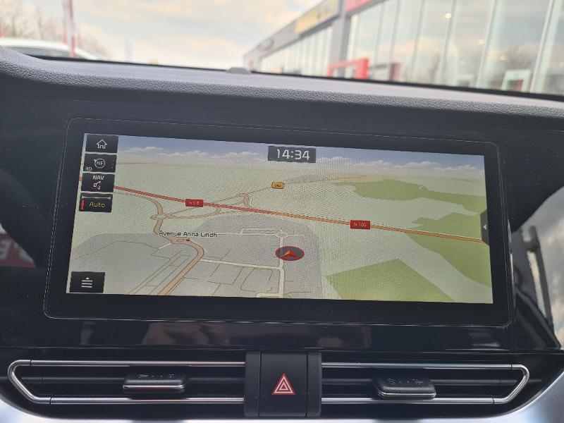 Kia Niro Hybrid 1.6 GDi 105ch+Electrique 43.5ch DCT6 PREMIUM COOL Gris occasion à Vert-Saint-Denis - photo n°9