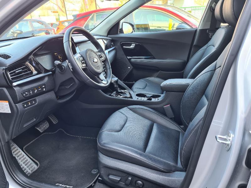 Kia Niro Hybrid 1.6 GDi 105ch+Electrique 43.5ch DCT6 PREMIUM COOL Gris occasion à Vert-Saint-Denis - photo n°7