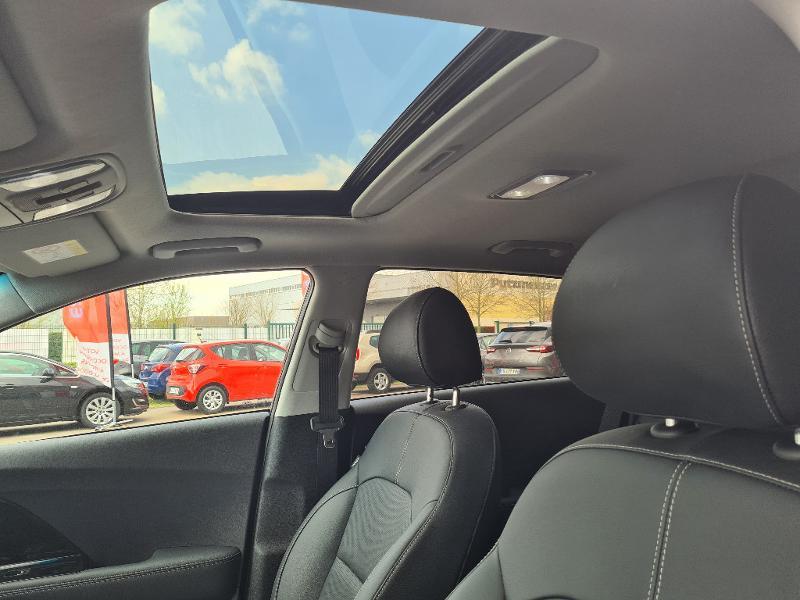 Kia Niro Hybrid 1.6 GDi 105ch+Electrique 43.5ch DCT6 PREMIUM COOL Gris occasion à Vert-Saint-Denis - photo n°15