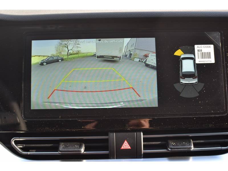 Kia Niro Hybrid Recharg 1.6 GDi 105 ch ISG + Elec 60.5 DCT6 Premium Gris occasion à Toulenne - photo n°18