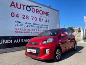 Kia Picanto Rouge, garage AUTODROME à Marseille 10