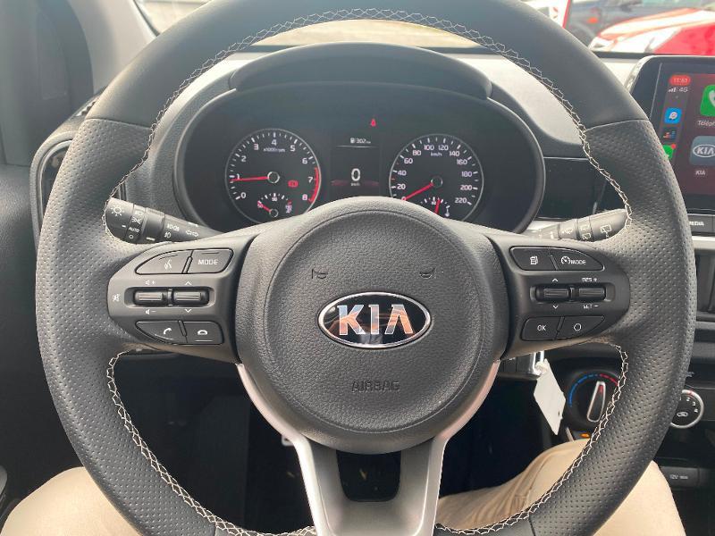 Kia Picanto 1.0 67ch GT Line Euro6d-T 2020  occasion à Jaux - photo n°10