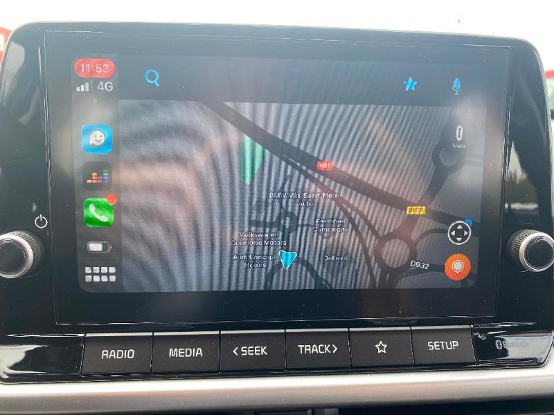 Kia Picanto 1.0 67ch GT Line Euro6d-T 2020  occasion à Jaux - photo n°16