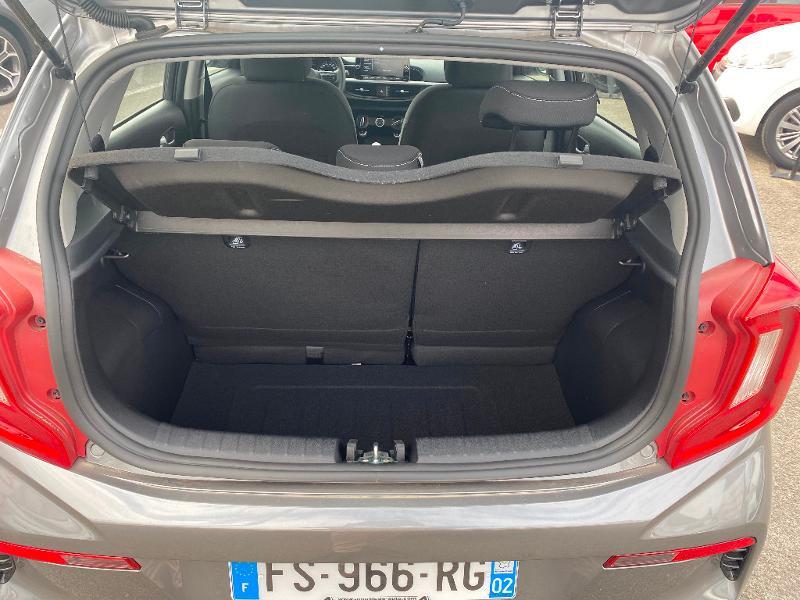 Kia Picanto 1.0 67ch GT Line Euro6d-T 2020  occasion à Jaux - photo n°8