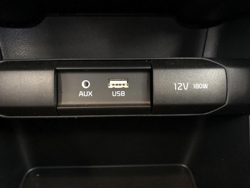 Kia Picanto 1.0 DPI 67CH GT LINE Rouge occasion à FENOUILLET - photo n°13