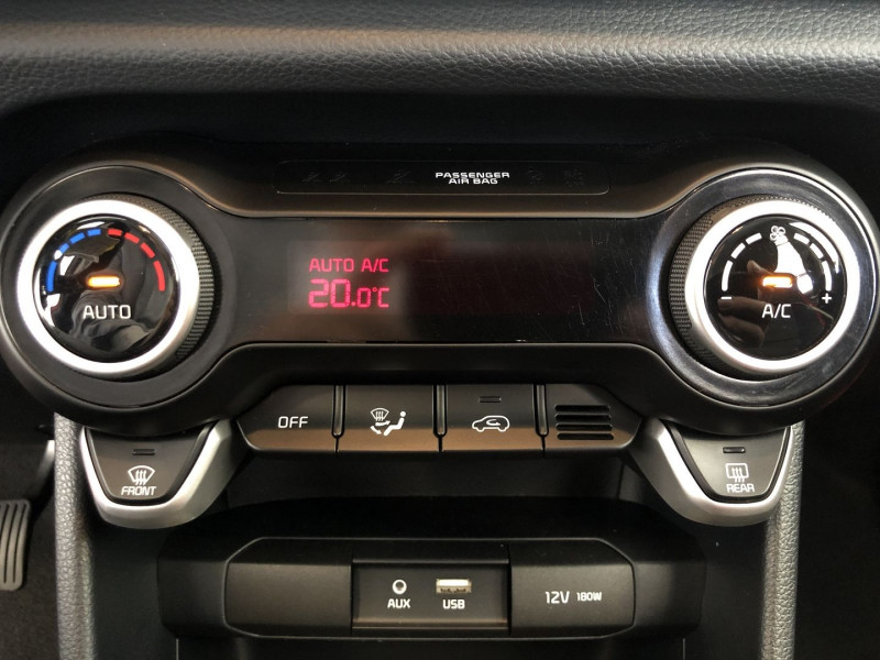 Kia Picanto 1.0 DPI 67CH GT LINE Rouge occasion à FENOUILLET - photo n°12