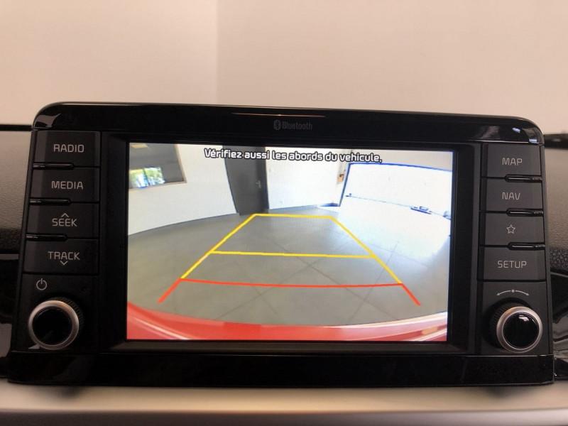 Kia Picanto 1.0 DPI 67CH GT LINE Rouge occasion à FENOUILLET - photo n°11