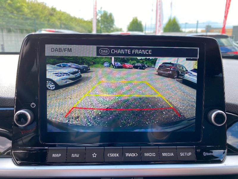 Kia Picanto 1.0 T-GDi 100ch GT Line ISG Euro6d-T  occasion à Garges-lès-Gonesse - photo n°7