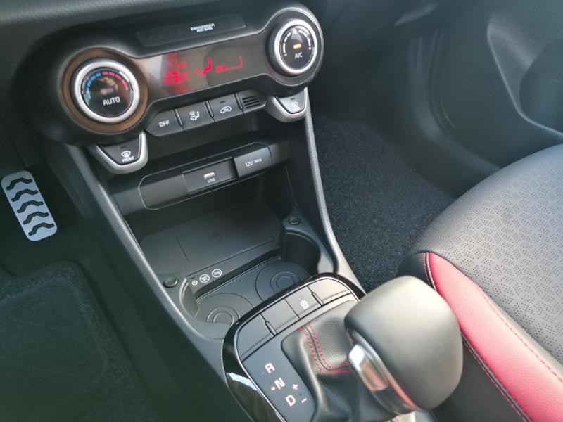 Kia Picanto 1.2 DPi 84ch GT Line Premium BVMA5 Gris occasion à Saint-Maximin - photo n°13
