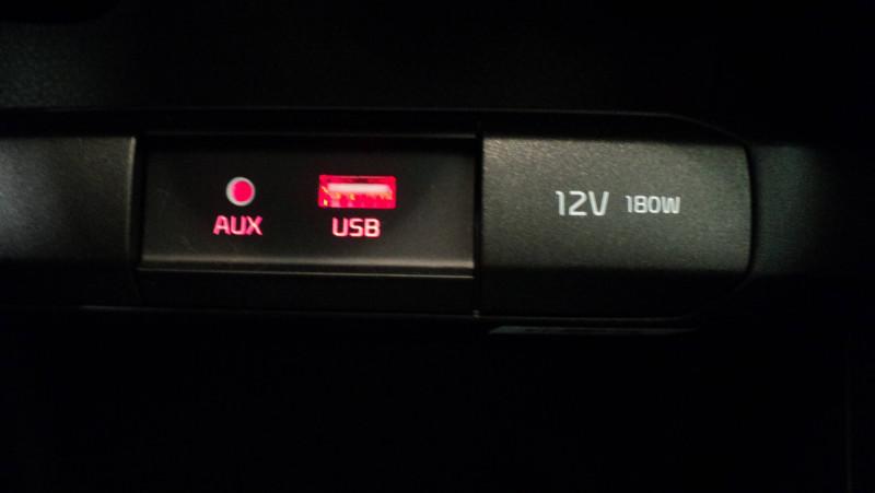 Kia Picanto Picanto 1.0 essence MPi 67 ch ISG BVM5 Urban Edition 5p Rouge occasion à Cahors - photo n°13