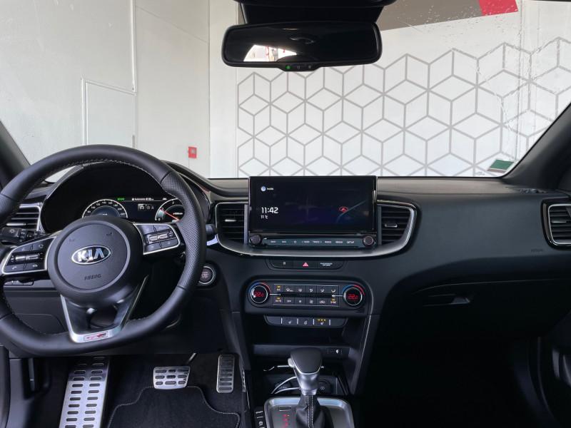 Kia Pro-cee'd 1.6 CRDI 136ch GT Line Premium DCT7 MY20 Blanc occasion à Bruges - photo n°4