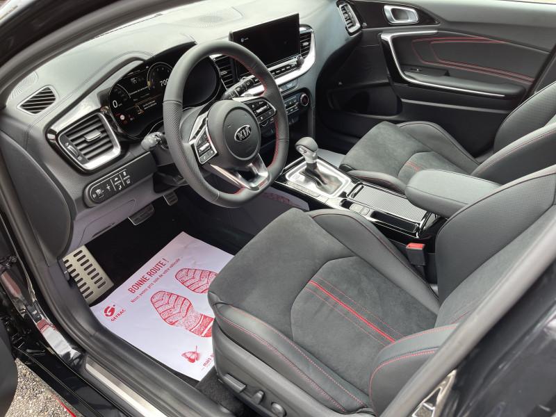 Kia Pro-cee'd 1.6 T-GDI 204ch GT DCT7 Noir occasion à Saint Bazeille - photo n°2