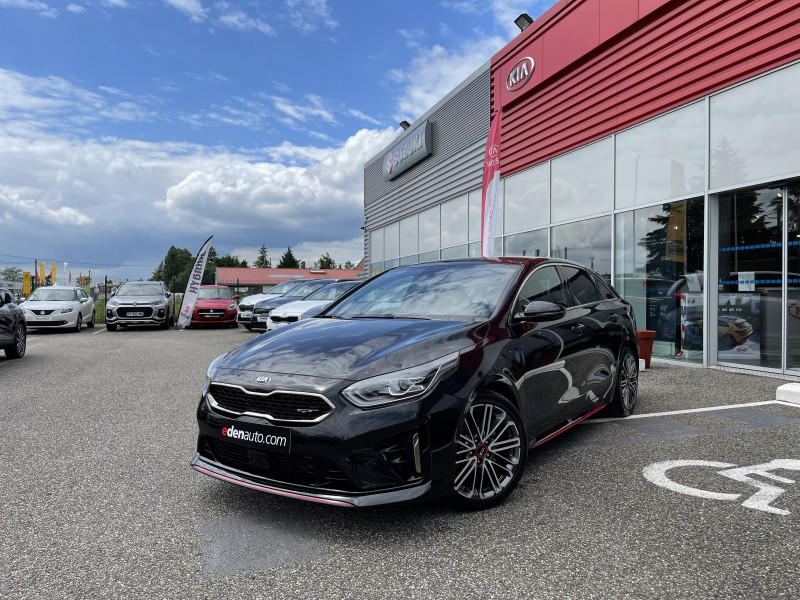 Kia Pro-cee'd 1.6 T-GDI 204ch GT DCT7 Noir occasion à Saint Bazeille