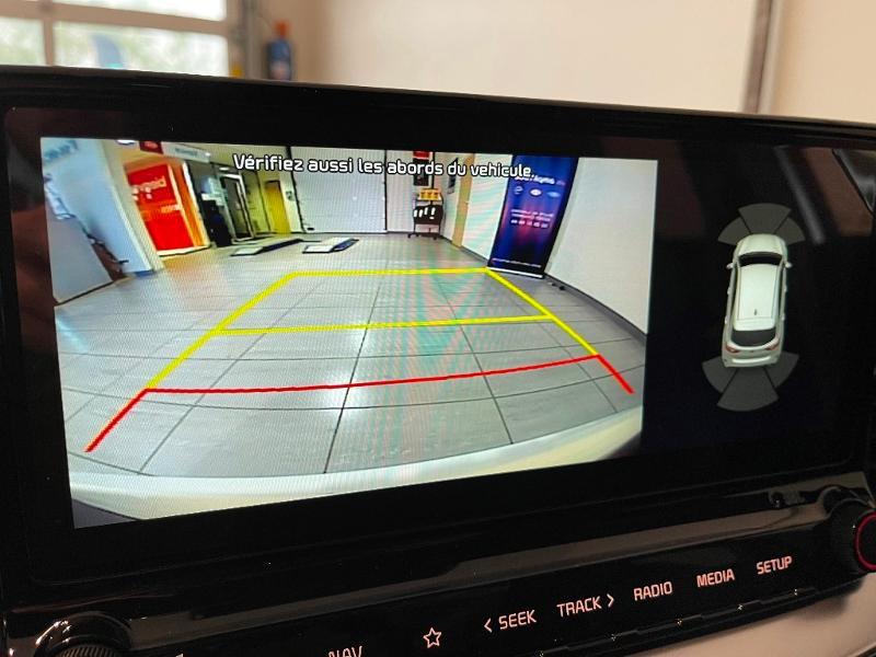Kia Pro-cee'd 1.6 T-GDI 204ch GT DCT7 Blanc occasion à Chaumont - photo n°14