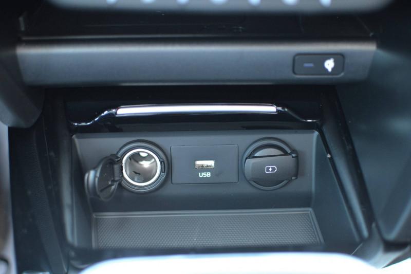 Kia Pro-cee'd PROCEED 1.5 T-GDi 160 ch ISG DCT7 GT Line Premium 5p Blanc occasion à Toulenne - photo n°19