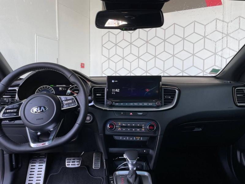 Kia Pro-cee'd PROCEED 1.6 CRDi 136 ch ISG DCT7 GT Line Premium 5p Blanc occasion à Bruges - photo n°5