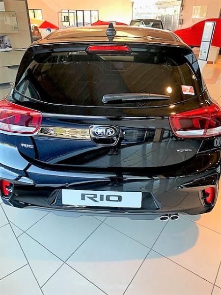Kia Rio 1.0 T-GDI 100ch GT Line Noir occasion à Saint-Laurent-des-Vignes - photo n°3