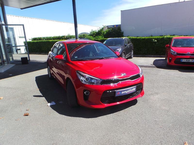 Kia Rio 1.0 T-GDI 100ch ISG Launch Edition Rouge occasion à Vert-Saint-Denis - photo n°17
