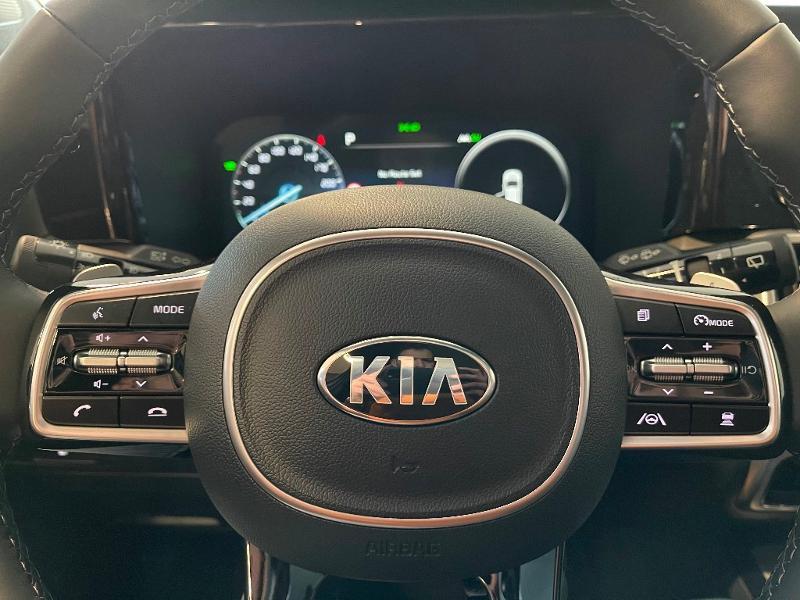 Kia Sorento 1.6 T-GDi 265ch PHEV Premium BVA6 4x4 7 places Gris occasion à Chaumont - photo n°19
