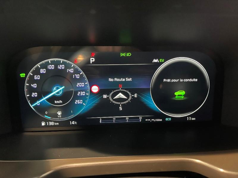 Kia Sorento 1.6 T-GDi 265ch PHEV Premium BVA6 4x4 7 places Gris occasion à Chaumont - photo n°15