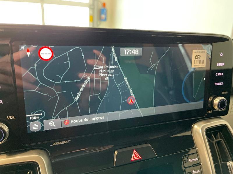Kia Sorento 1.6 T-GDi 265ch PHEV Premium BVA6 4x4 7 places Gris occasion à Chaumont - photo n°16