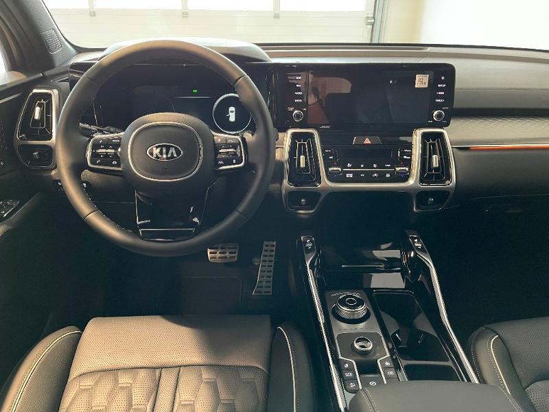 Kia Sorento 1.6 T-GDi 265ch PHEV Premium BVA6 4x4 7 places Gris occasion à Chaumont - photo n°6