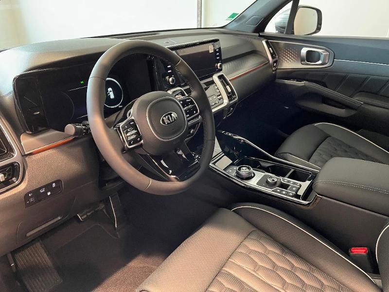 Kia Sorento 1.6 T-GDi 265ch PHEV Premium BVA6 4x4 7 places Gris occasion à Chaumont - photo n°7