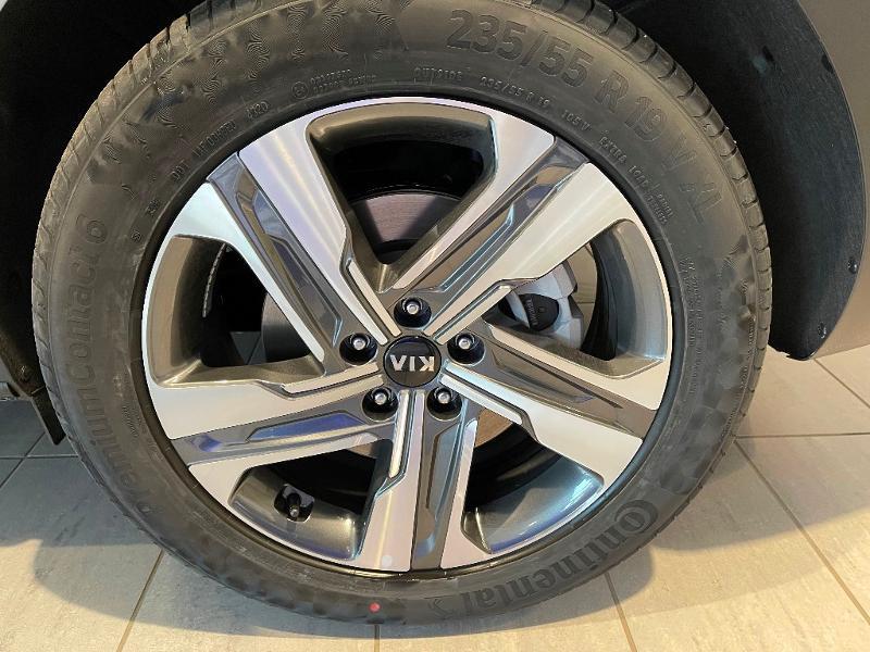 Kia Sorento 1.6 T-GDi 265ch PHEV Premium BVA6 4x4 7 places Gris occasion à Chaumont - photo n°12