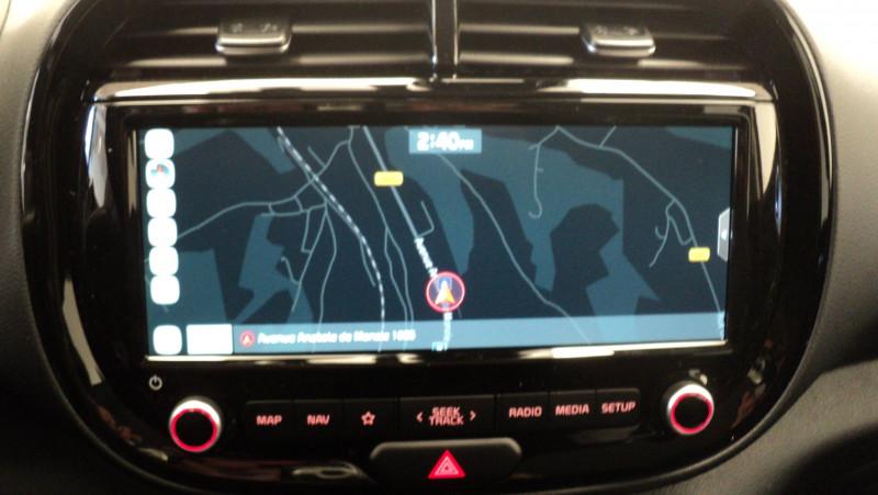 Kia Soul e-Soul Electrique 204 ch Active 5p Rouge occasion à Cahors - photo n°13
