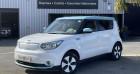 Kia Soul EV 110CH Blanc à GUER 56
