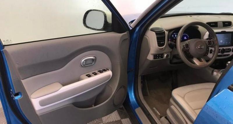 Kia Soul EV EV 110ch 30 kWh Ultimate  occasion à TOURLAVILLE - photo n°7