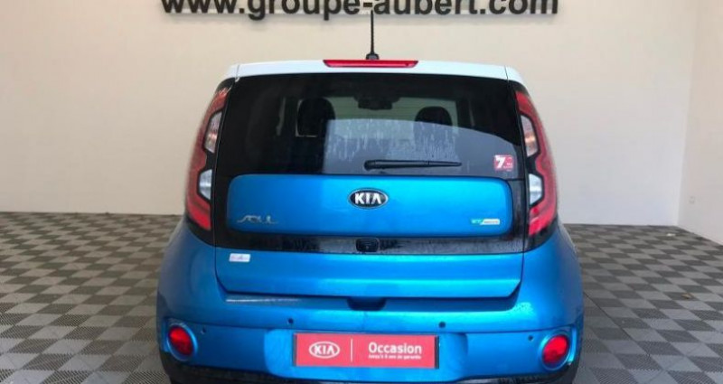 Kia Soul EV EV 110ch 30 kWh Ultimate  occasion à TOURLAVILLE - photo n°5