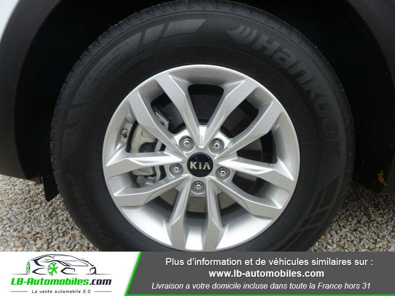 Kia Sportage 1.6 CRDi 115 4x2 Blanc occasion à Beaupuy - photo n°11