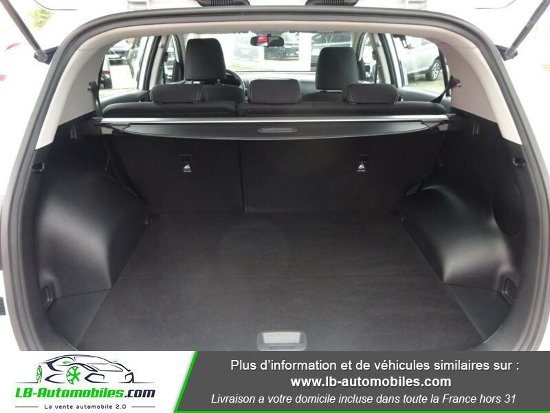 Kia Sportage 1.6 CRDi 115 4x2 Blanc occasion à Beaupuy - photo n°10
