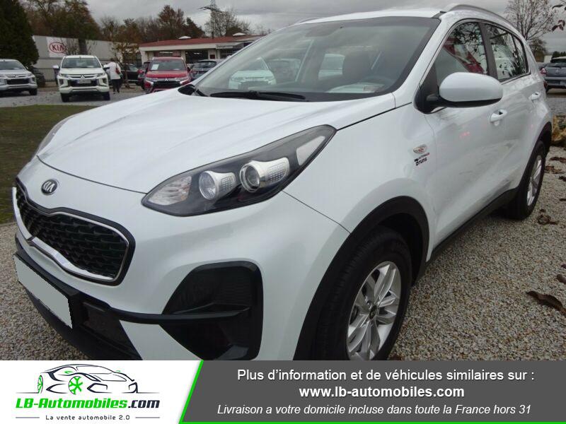 Kia Sportage 1.6 CRDi 115 4x2 Blanc occasion à Beaupuy