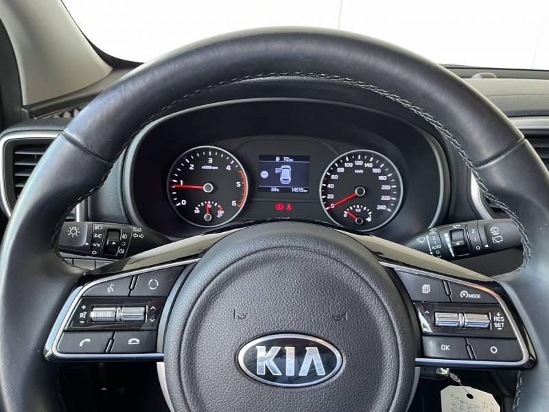 Kia Sportage 1.6 CRDi 115 ISG 4x2 BVM6 Active Gris occasion à Bruges - photo n°9