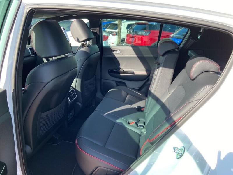 Kia Sportage 1.6 CRDI 136 DCT7 2WD MHEV GT LINE PREMIUM Blanc occasion à Toulouse - photo n°4