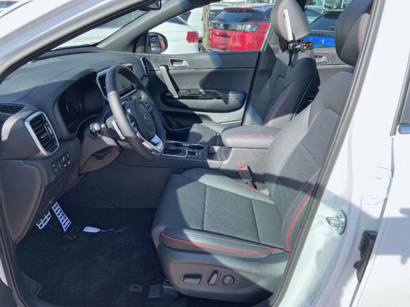 Kia Sportage 1.6 CRDI 136 DCT7 2WD MHEV GT LINE PREMIUM Blanc occasion à Toulouse - photo n°3
