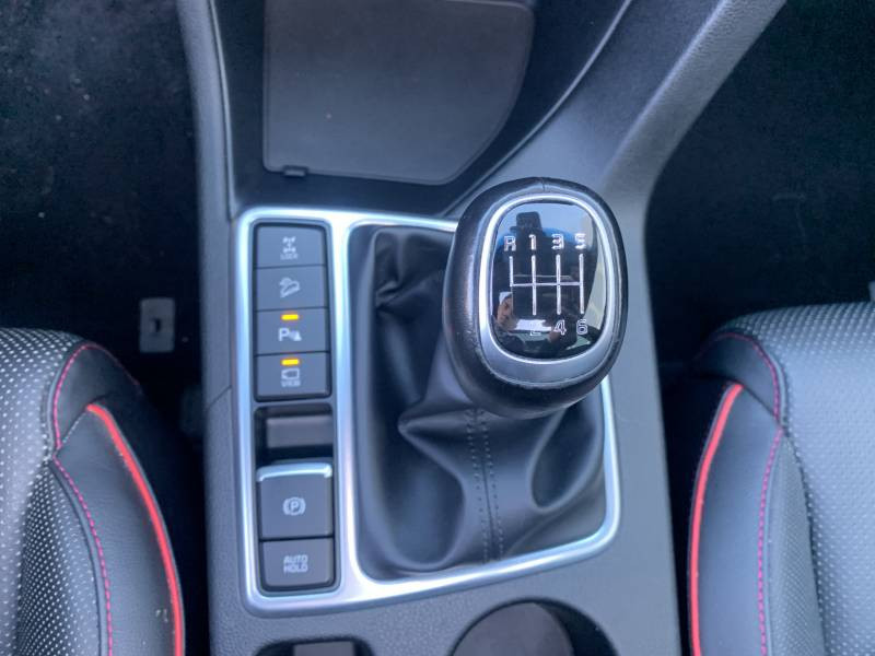 Kia Sportage 1.6 CRDi 136 ISG 4x4 BVM6 GT Line Premium Rouge occasion à Tulle - photo n°10