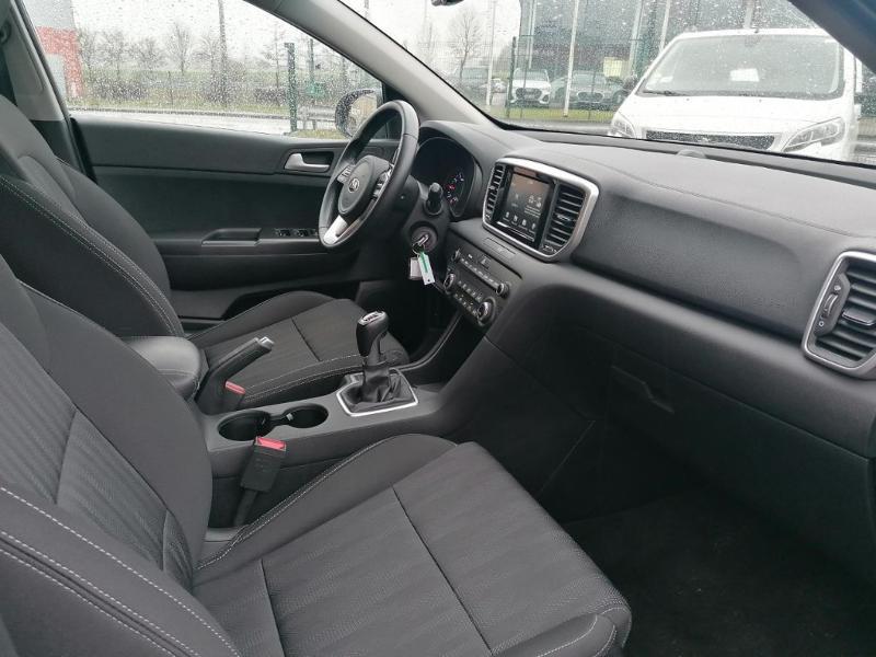 Kia Sportage 1.6 GDi 132ch ISG Active 4x2 Noir occasion à Jaux - photo n°12